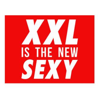 """XXL é o """"sexy"""" novo Cartão Postal"""