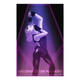 Y.O.I: Boa vinda ao poster de Madenss Impressão De Foto