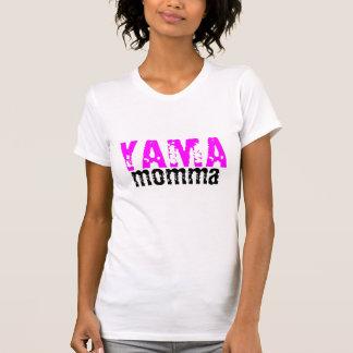 Yamaha Momma! Queira montar a camisa! Sturgis T-shirts