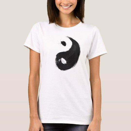 Yang - Ink  T-shirt Camiseta