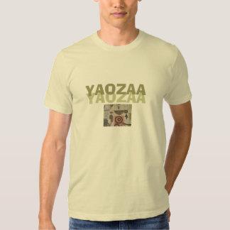 YAOZAA - F BEGE TSHIRT