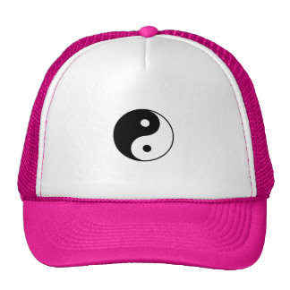 Yin clássico Yang Boné