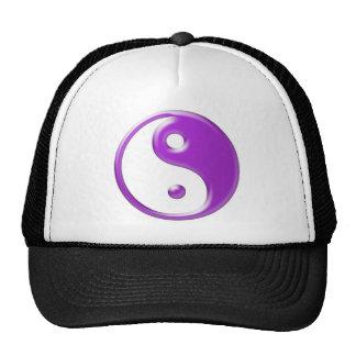 Yin violeta Yang Boné