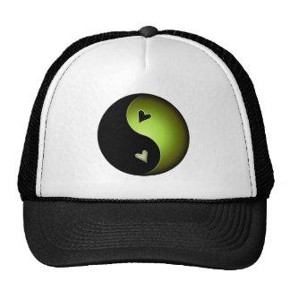 yin yang do limão boné