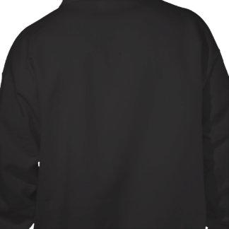"""Yin Yang - Linage do homem do IP de Chun """"Kung Fu"""" Moleton Com Capuz"""