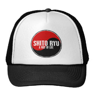 Yin Yang Shito Ryu 1 Boné