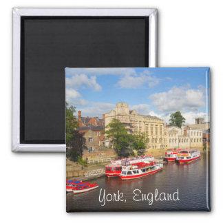 York, Inglaterra Ímã Quadrado