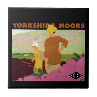 Yorkshire amarra