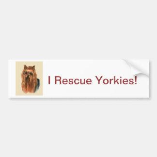 Yorkshire terrier adesivo