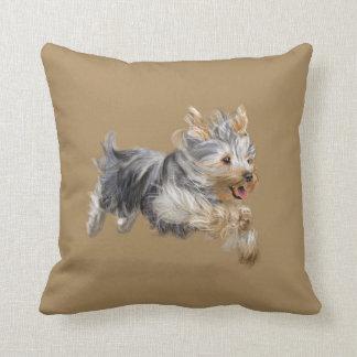 Yorkshire terrier almofada