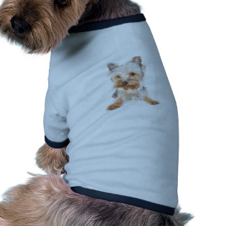 Yorkshire terrier camisas para cães