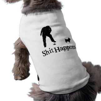 Yorkshire terrier camisas para caes