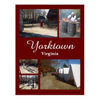 Yorktown (Virgínia) Cartão Postal