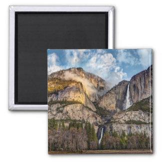 Yosemite Falls cénico, Califórnia Imã