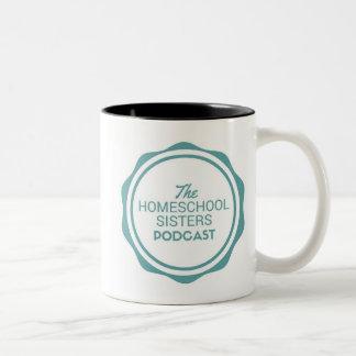 You've obteve este, irmã! Caneca do café ou do chá