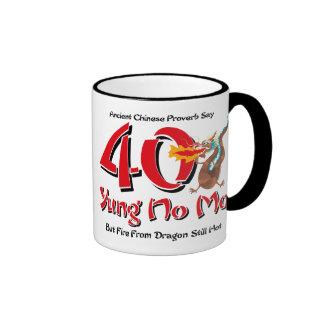 Yung nenhum aniversário de 40 anos do Mo Canecas