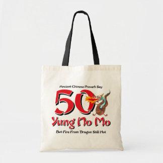 Yung nenhum aniversário do Mo 50th Bolsas