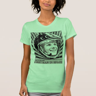 Yuri Gagarin ЮрийГагарин Camiseta