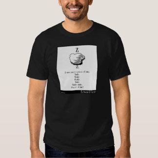 Z era uma vez uma parte de zinco camisetas