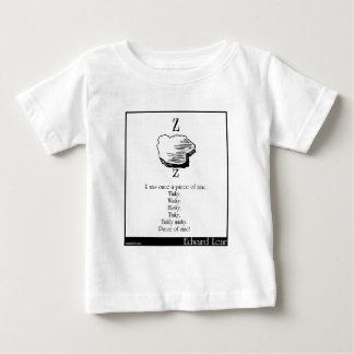 Z era uma vez uma parte de zinco t-shirt