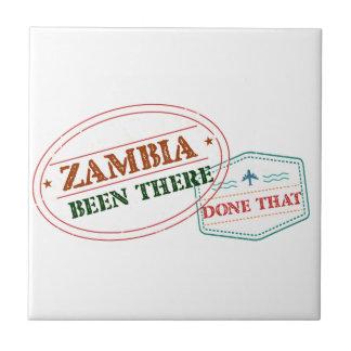Zâmbia feito lá isso