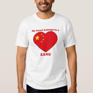 Zang Camiseta