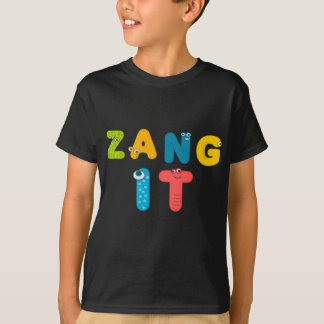 Zang ele t-shirt camiseta