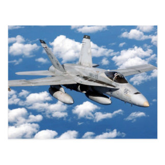 Zangão F/A-18 Cartão Postal
