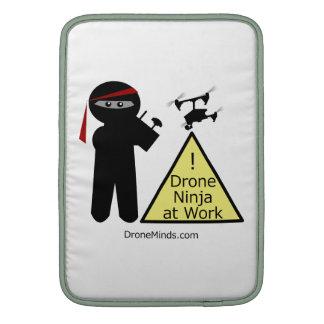 Zangão Ninja no trabalho Bolsa Para MacBook Air