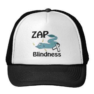 ZAP a cegueira Bonés