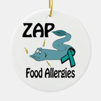 ZAP alergias de comida Enfeites Para Arvore De Natal