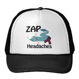 ZAP dores de cabeça Boné