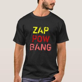 """Zap, golpeie, t-shirt do prisioneiro de guerra"" Camiseta"