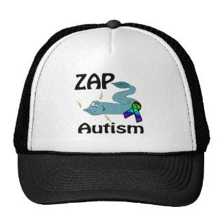 ZAP o autismo Bonés