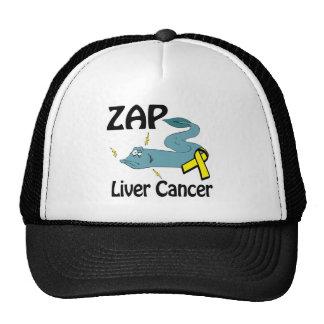 ZAP o câncer de figado Boné
