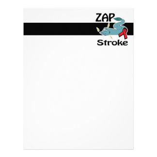 ZAP o curso Papéis De Carta Personalizados