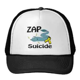ZAP o suicídio Boné