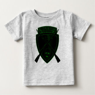 ZaP o t-shirt do bebê dos corvos