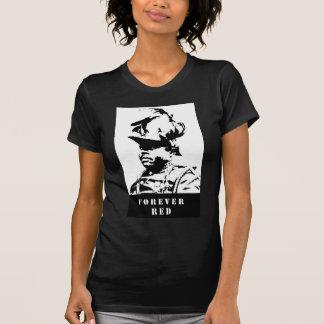 Zapata, Malcolm X, camisas de Marcus Garvey