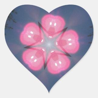 Zaz10 Adesivo Coração