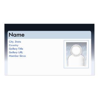Zazzle - negócio cartão de visita
