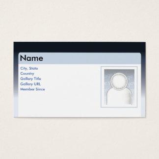 Zazzle - negócio cartão de visitas