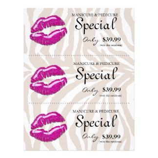 Zebra cor-de-rosa lustrosa dos lábios do insecto d panfletos coloridos