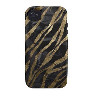Zebra de Brown Capinhas iPhone 4/4S