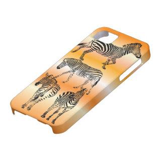 Zebras mim capa de telefone