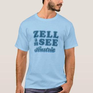 Zell am vê, camisa de Áustria - escolha o estilo,