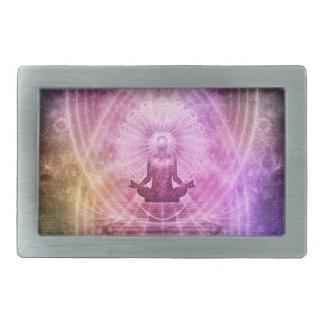 Zen espiritual da meditação da ioga colorido