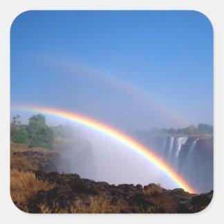 Zimbabwe parque nacional de Cataratas Vitória Do Adesivos
