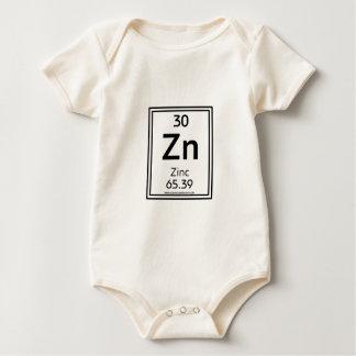 Zinco 30 macacãozinho para bebê