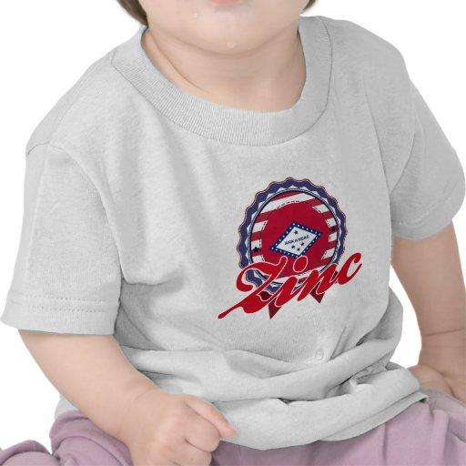 Zinco, AR Camiseta
